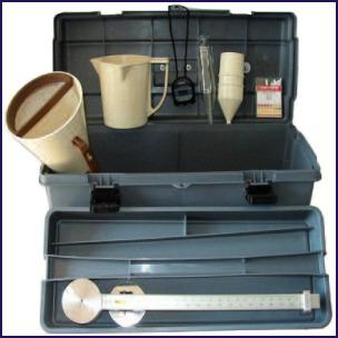 Basic kit fango per misura parametri fango di perforazione