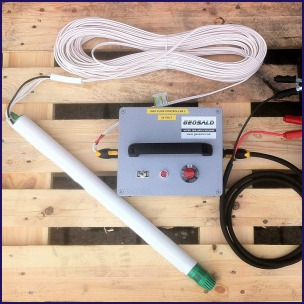Pompe standard 24 volt per campionamento