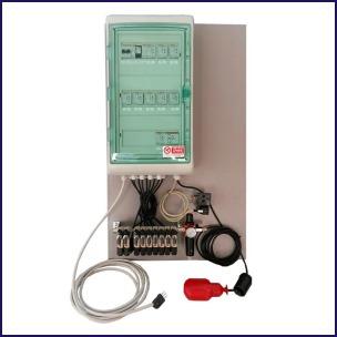 Quadro elettrico per pompe pneumatiche sommerse