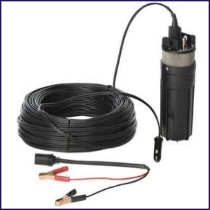Pompa Proactive Abyss per bonifica 12 volt