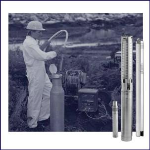Pompe per bonifica acque 230 volt