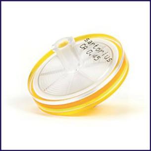 Filtri per siringhe monouso per filtrazione liquidi acquosi