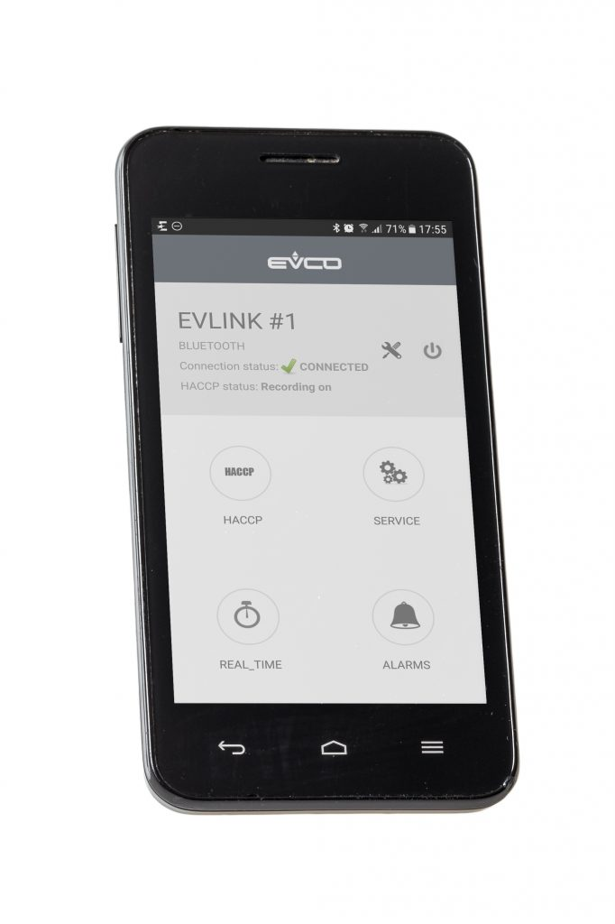 App per frigorifero portatile per trasporto