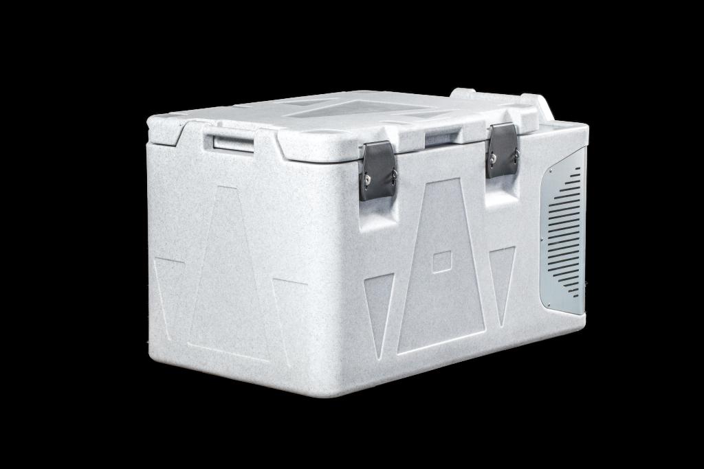 Contenitore isotermico refrigerato frigorifero portatile per trasporto