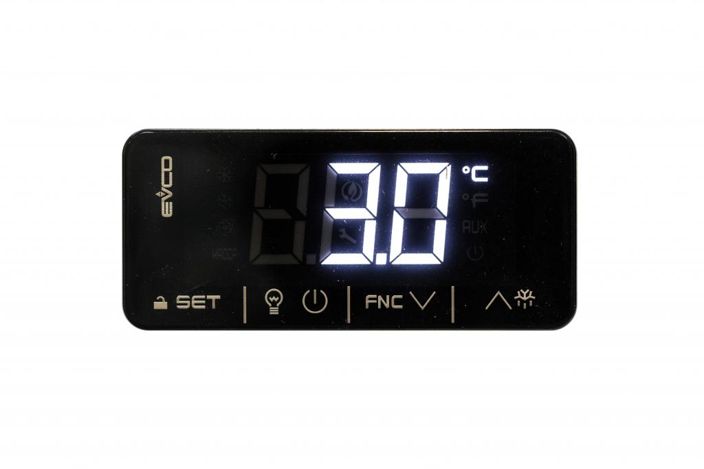 Display EVCO per frigoriferi portatili
